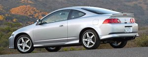 2009 acura rsx pic