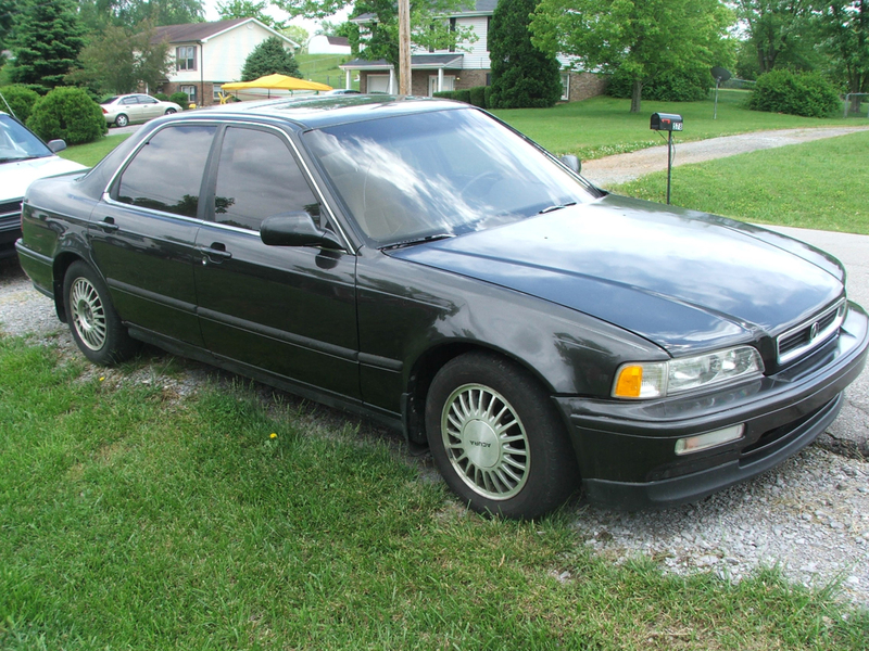 Acura Legend Automotive Center 1992 Transmission Problems Pic