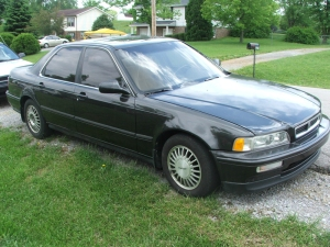 acura legend pic