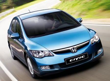 Honda civic 2009 pics