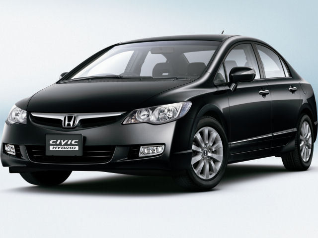 Honda Civic Hybrid Pic Update News Of Auto From Here