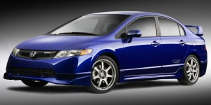 new honda civic pic