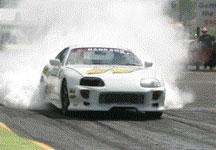 toyota supra racing pics