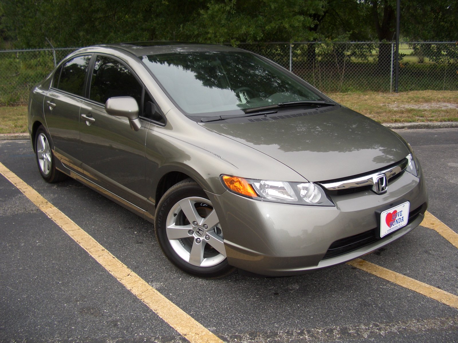 ... Honda Civic photos: view interior and exterior 2007 Honda Civic