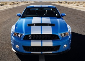 2010 Mustang shelby Photos