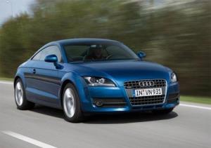 Audi TT 2009 Photos