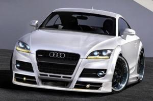 Audi TT RS Photos