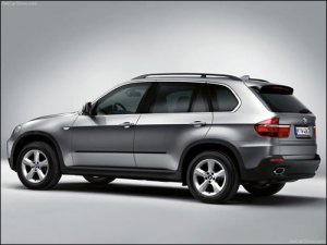 BMW X5 2009 Photos