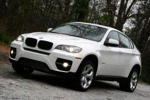 BMW X6 2009 Photos
