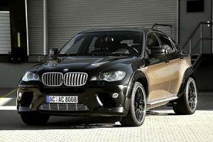 BMW X6 Tuning Photos