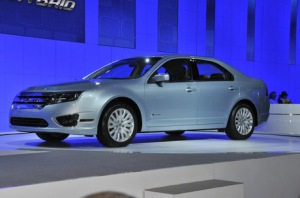 Ford Fusion 2010 Photos
