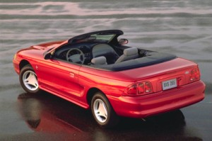 Ford Mustang Convertible Photos