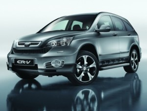 Honda Crv 2009 Photos