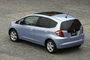 Honda Jazz 2009 Photos